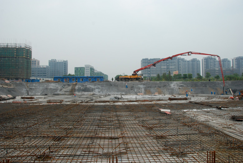 Start construction Jiaxing