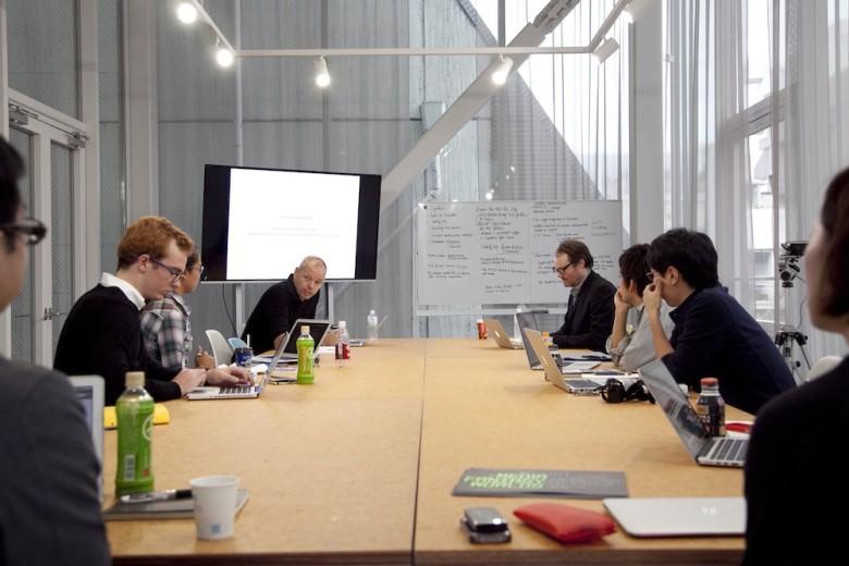 MORE leads workshop in Tokyo