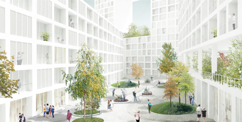 Collective Courtyards