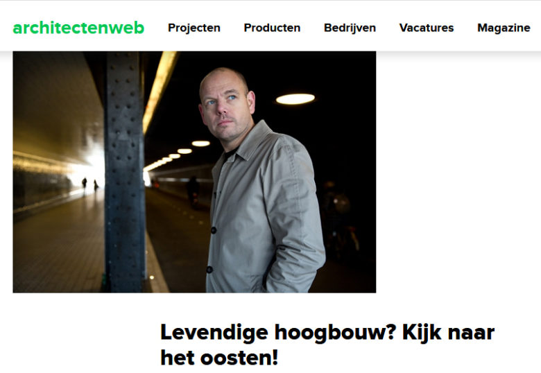 Daan Roggeveen writes monthly column